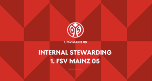 Internal Stewarding 1. FSV Mainz 05